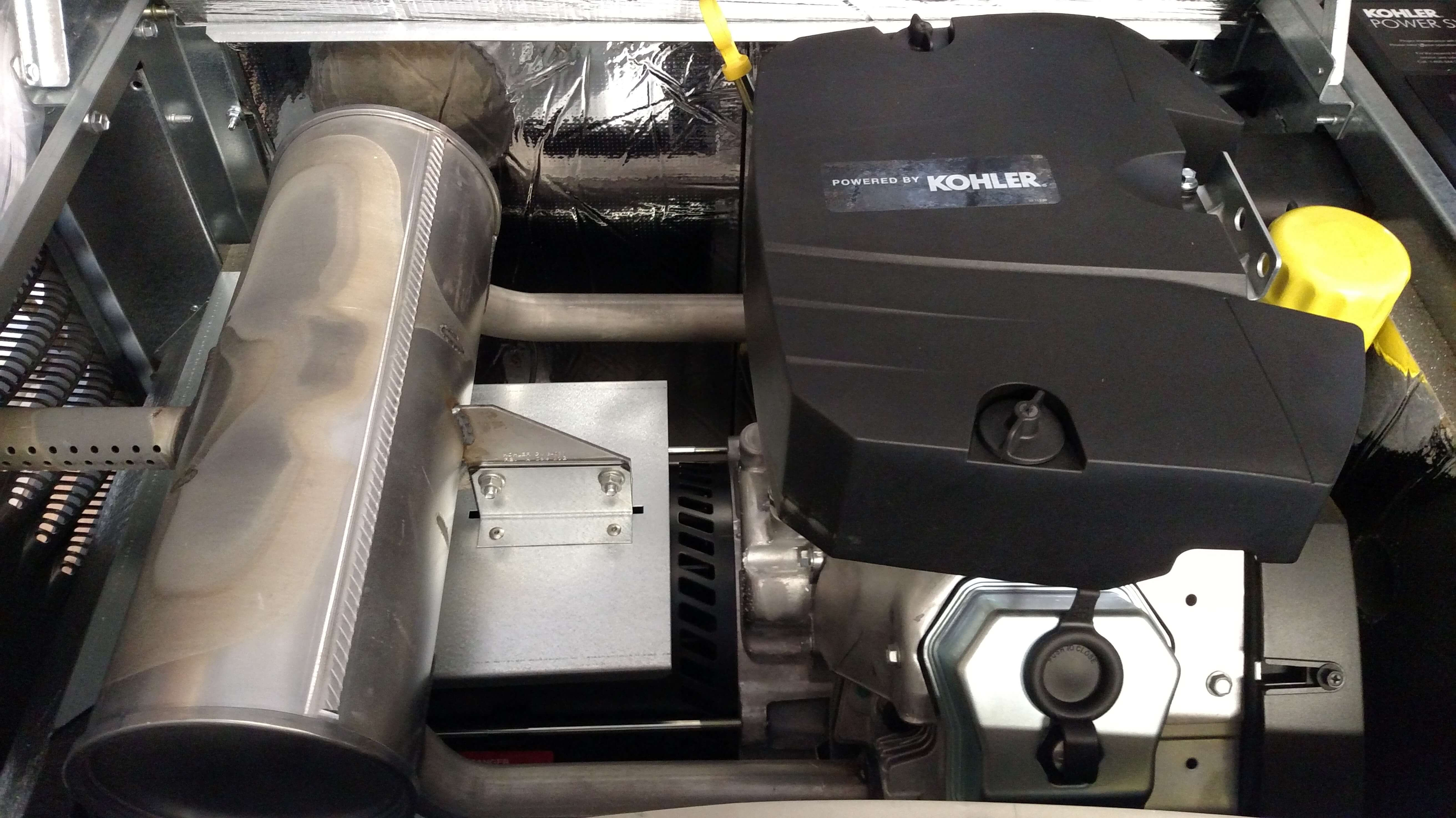 Kohler Generators - Beating the competition in price and quality